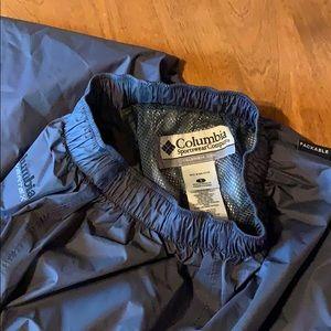 Like new Columbia Vertex waterproof pants